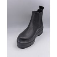 STEVE MADDEN YARDLEY BLACK US 10 CHELSEA BOOTS