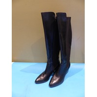 MARC FISHER MFLESTE BLACK MULTI US WOMEN 8M RIDING BOOT