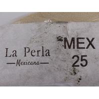 LA PERLA MEXICANA TAN SLIP ON SHOES WOMENS SIZE 25
