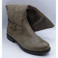 JELLYPOP AYLEEN TAUPE US WOMEN 9M RIDING BOOTS