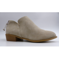 TAUPE WOMENS ANKLE BOOTS SIZE 42
