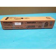 TOSHIBA T-FC30U-C CYAN ORIGINAL TONER CARTRIDGE GENUINE