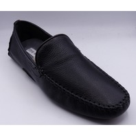 STEVE MADDEN VICIUS BLACK US MEN 9 DRESS SLIP ON SHOES