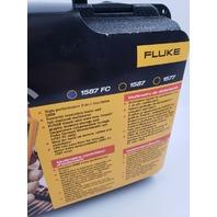 FLUKE 1587 FC INSULATION DIGITAL MULTIMETER 1000V BRAND NEW W/CASE