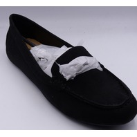 JUST FAB STUDY SESSION BLACK USE WOMEN 8.5 FLAT SHOES
