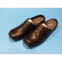EASY STREET FOREVER BLACK US WOMEN 8.5M CLOGS 40-3951