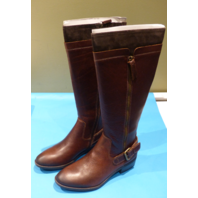 COMFORTIVA COROZAL BRIDLE BROWN US WOMEN 9 EU 40.5 RIDING BOOTS CT0018100