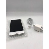 APPLE IPHONE 7 A1660 128 GB SILVER WITH CHARGING CORD
