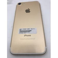 APPLE IPHONE 7 A1660 GOLD 128 GB WITH CHARGING CORD
