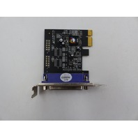 SIIG BA71245X0692 JJ-E01211-S1 PARALLEL NETWORK CARD