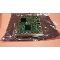 NOKIA 3HE03391ABAC01 A12-SDI-V2 12 PORT SERIAL DATA CARD V2