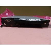 AVIAT NETWORKS ERE-AL6-400 IRU 600 ALL INDOOR MICROWAVE RADIO REV: 003
