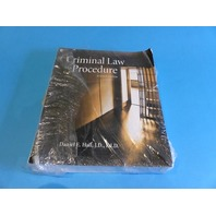 CRIMINAL LAW AND PROCEDURE, 7TH EDITION BY DANIEL E. HALL