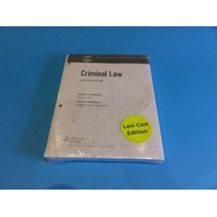 CRIMINAL LAW 13TH EDITION BY THOMAS J. GARDNER AND TERRY M. ANDERSON
