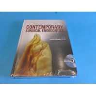 THE ART AND SCIENCE OF CONTEMPORARY SURGICAL ENDODONTICS BOOK/DVD
