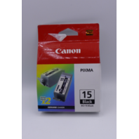 CANON 8190A003 AA GENUINE 15 INK CARTRIDGE 8190A003(AA)