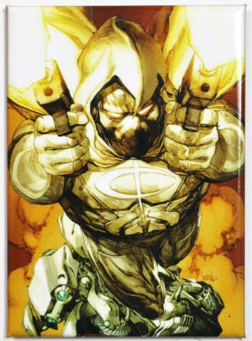 Vengeance of Moon Knight FRIDGE MAGNET Marvel Comics