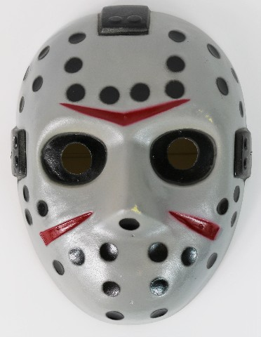 Vintage Jason Friday the 13th Halloween Mask Horror Slasher Movie Monster Y226