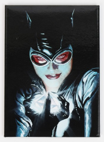 Catwoman Fridge Magnet Batman Gotham City Dc Comics H27