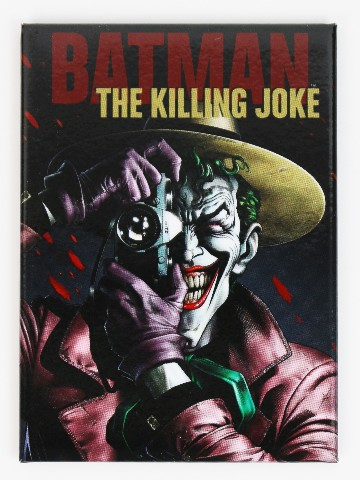 Batman The Killing Joke The Joker FRIDGE MAGNET DC Comics H28