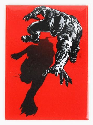 Black Panther FRIDGE MAGNET Marvel Comics The Avengers I30