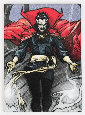 Doctor Strange FRIDGE MAGNET Marvel Comics The Avengers I32