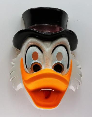 Disney Duck Tales Scrooge Mcduck Halloween Mask Cesar Huey