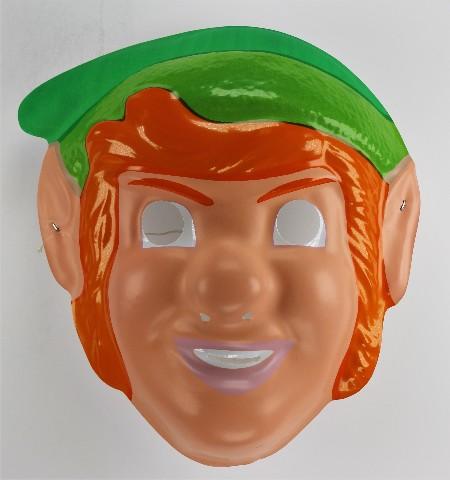 Vintage Disney Nintendo Link Zelda Ben Cooper Halloween Mask 1988 NES Y140