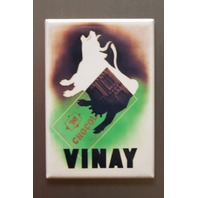 Vinay Chocolate Refrigerator Fridge Magnet Kitchen Food Candy Decor Cow Milk o5
