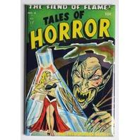 Tales of Horror No 6 FRIDGE MAGNET Monster Comic Book 50s
