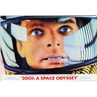 2001: A Space Odyssey Movie Poster FRIDGE MAGNET Kubrick Sci Fi Theater