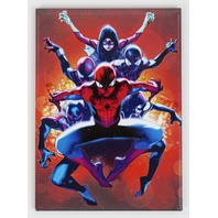 Spiderman and Friends FRIDGE MAGNET Marvel Comics The Avengers B22