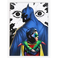 Batman and Robin DC comic book FRIDGE MAGNET The Joker Gotham L12