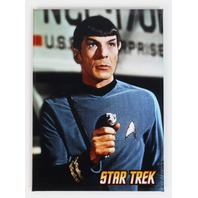 Star Trek Original Series Mr Spock Refrigerator FRIDGE MAGNET The Enterprise Kirk McCoy H12