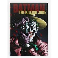 Batman The Killing Joke The Joker FRIDGE MAGNET DC Comics H28