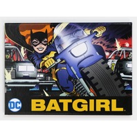 Batgirl FRIDGE MAGNET Gotham City Batman Robin DC Comics H29
