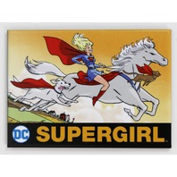 Supergirl FRIDGE MAGNET Gotham City Superman Batman Robin DC Comics H30