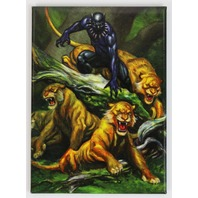 Black Panther FRIDGE MAGNET Marvel Comics The Avengers I29