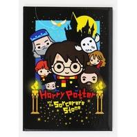 Harry Potter and the Sorcerers Stone Hogwarts FRIDGE MAGNET wizard school J27