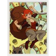 Squirrel Girl FRIDGE MAGNET Marvel Comics Avengers J30