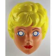 Vintage Skipper Barbie Doll Halloween Mask Mattel Y214