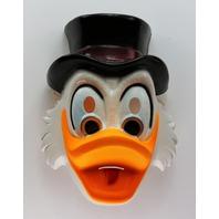 Disney Duck Tales Scrooge McDuck Halloween Mask Cesar Huey Dewey Louie Y194