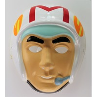 Vintage Speed Racer Mach GoGoGo Halloween Mask Manga Japanese cartoon