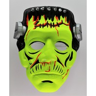 Vintage Collegeville Frankenstein Halloween Mask Universal Monsters
