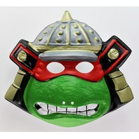 Vintage Teenage Mutant Turtles In Time Halloween Mask TMNT Ben Cooper Mirage Comics