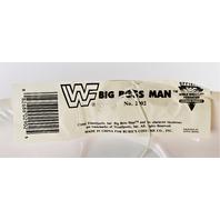 Vintage WWF WWE Big Boss Man Halloween Mask Wrestling NWO Hogan Y189