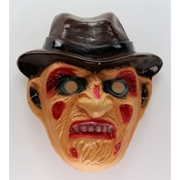 Nightmare on Elm Street Freddie Krueger Halloween Mask Horror Slasher Movie Monster