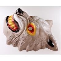 Werewolf Wolf Man Halloween Mask Big Bad Wolf