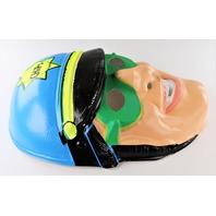 Vintage Ben Cooper CHiPs Halloween Mask CHIPS Highway Patrol Police