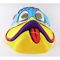 Vintage Clown Duck Halloween Costume Mask Howard the Duck Y165